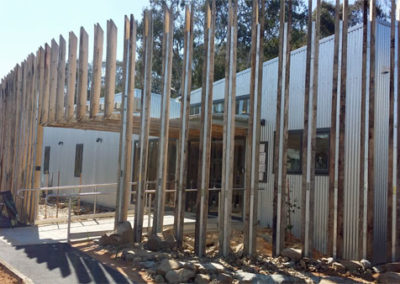 Architectural steel and hand railings