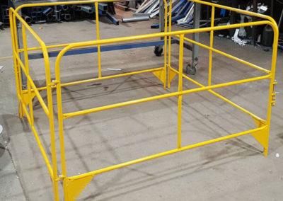 custom barriers
